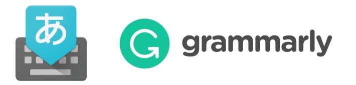 【Google日本語・Grammarly 】文字変換を効率化するツール(日本語、英語)